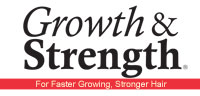 Growth & Strength for faster growing stronger hair!